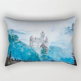 Castel de ceață Rectangular Pillow