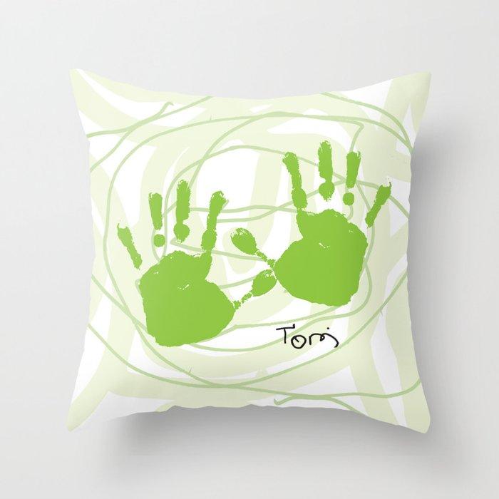 0005a Throw Pillow
