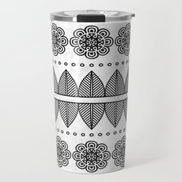Indian Designs 212 Travel Mug