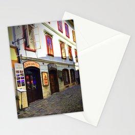 Cesky Krumlov 1 Stationery Cards