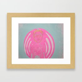 wrecking ball Framed Art Print