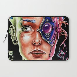 Conexión Cerebro-celular Laptop Sleeve