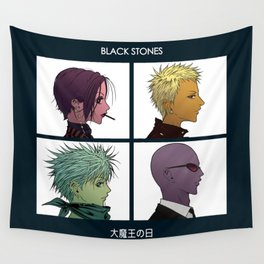 Demon Lord Days Wall Tapestry