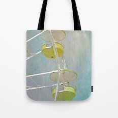 Carnival Ferris Wheel Tote Bag