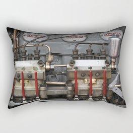 Tasty Diesel Rectangular Pillow