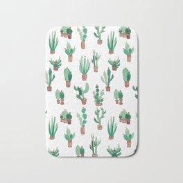 little cactus Bath Mat