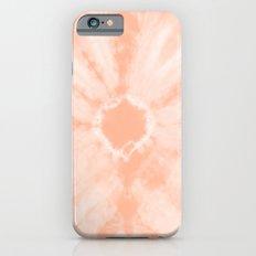 Tie Dye Peach iPhone 6s Slim Case