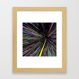 Raybow Framed Art Print