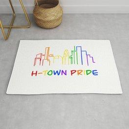 H-Town Pride (Color) Rug