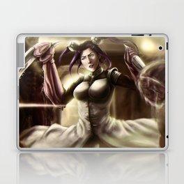 Terra Formars - Zhang Ming Ming Laptop & iPad Skin