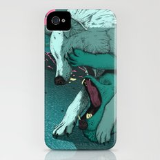 Ballad of the Wolf Slim Case iPhone (4, 4s)