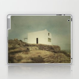 Once Upon a Time a Lonely House Laptop & iPad Skin