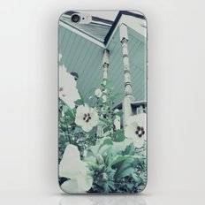 Rose of Sharon ~ flower photography iPhone & iPod Skin