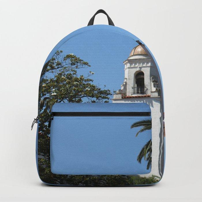 Unitarian Society of Santa Barbara Church Backpack