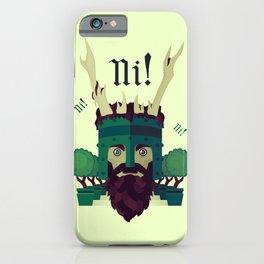 NI! iPhone Case