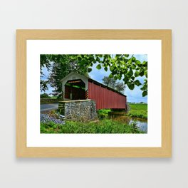 Another Sunday Drive  Framed Art Print