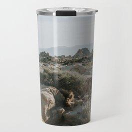 Joshua Tree National Park, The Great American Road Trip Travel Mug