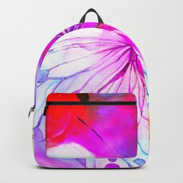 butterfly painting Backpack