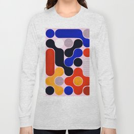 Mid-century no5 Long Sleeve T-shirt