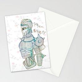 シルバーチャリオッツ Stationery Cards