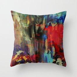 Wrath Hybrid Throw Pillow