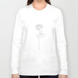 Fragile Rose Long Sleeve T-shirt