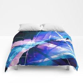 Prizism - Geometric Abstract Art Comforters