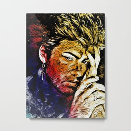 Careless Whisper Metal Print