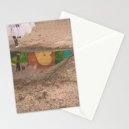 Sarah Can Jump II Stationery Cards