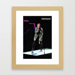 Macklemore & Ryan Lewis, Eugene, OR  Framed Art Print