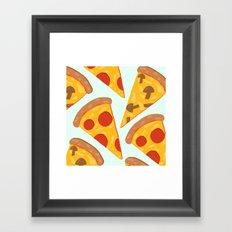 yumm Framed Art Print