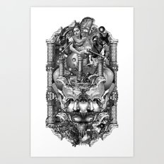 Reredos Art Print