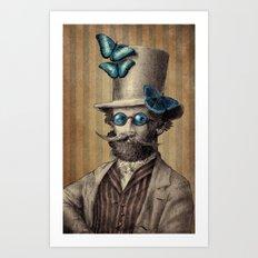 Doctor Popinjay Art Print