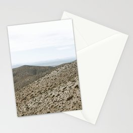 Sand and Shrubs Stationery Cards