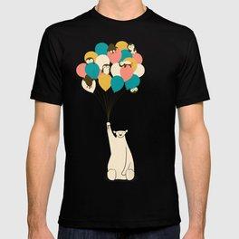 Penguin Bouquet T-shirt