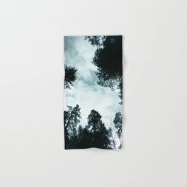 Redwood Forest Adventure - Nature Photography Hand & Bath Towel