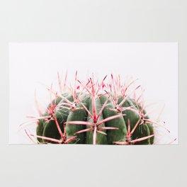 cactus red Rug