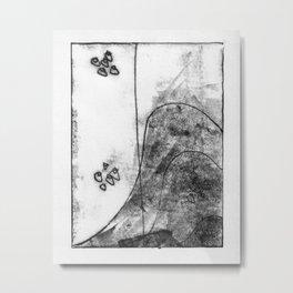 when things fell apart - v Metal Print