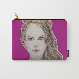 (Queen Elizabeth - Lana) - yks by ofs珊 Carry-All Pouch