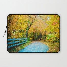 Autumn Trail Laptop Sleeve