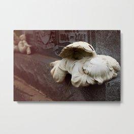 Betty's Sleeping Angel Metal Print