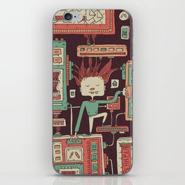 Everything you always wanted to know about mobile communication but where afraid to ask iPhone Skin