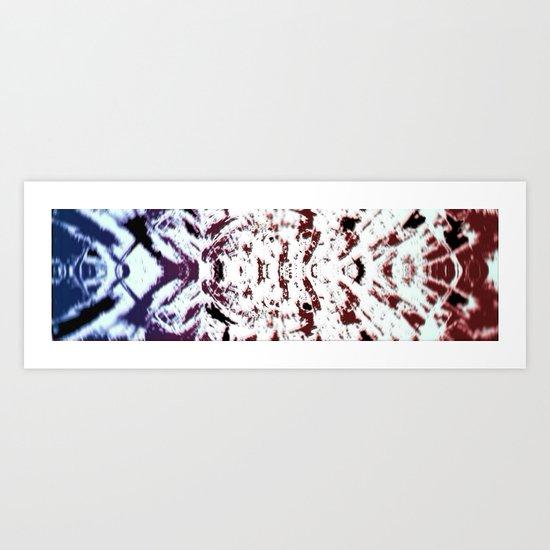 Absolution Art Print