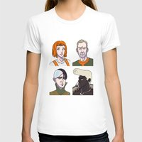 fifth element T-shirts featuring Fifth Element by enerjax