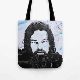 Leonardo DiCaprio -The revenant Tote Bag