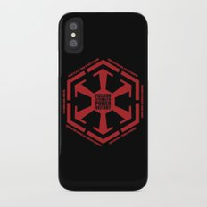 The Code of the Sith iPhone X Slim Case