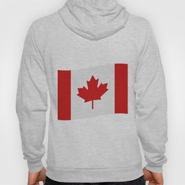 flag canada Hoody