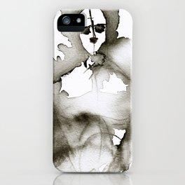 Porous Physique iPhone Case