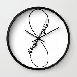 Palaye Royale | Infinity Wall Clock
