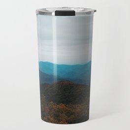North Georgia Mountains Travel Mug